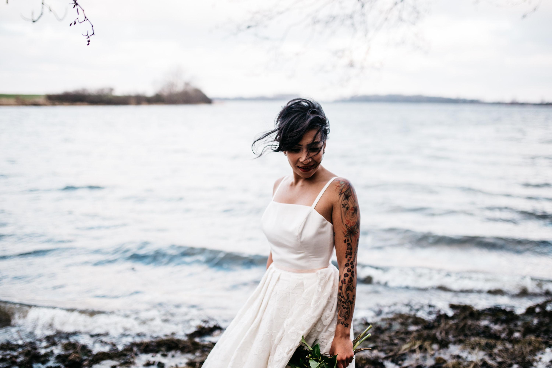 Nordic Vintage Brautinspiration