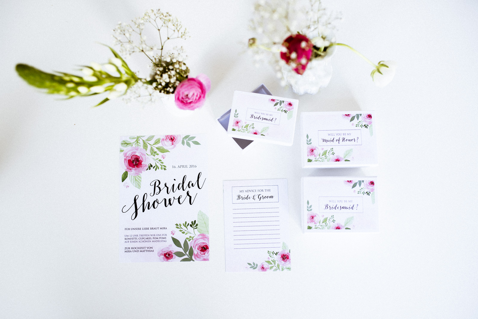 2016 - Bridal Showerlulugraphie